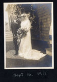 N is for Newlyweds 1911