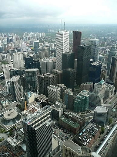 Ickle Toronto! So diddy! :D