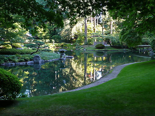 Nitobe Memorial Garden, UBC, at itchy\'s moblog