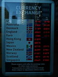 Different exchange rates for Scotland = WIN