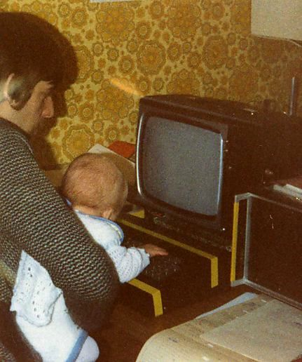 Archive: My first computing experience...