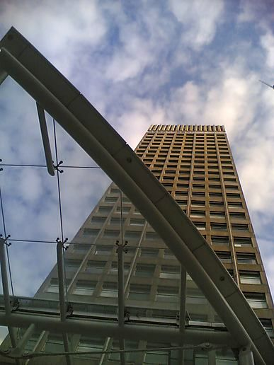 Tall building in Victoria, London