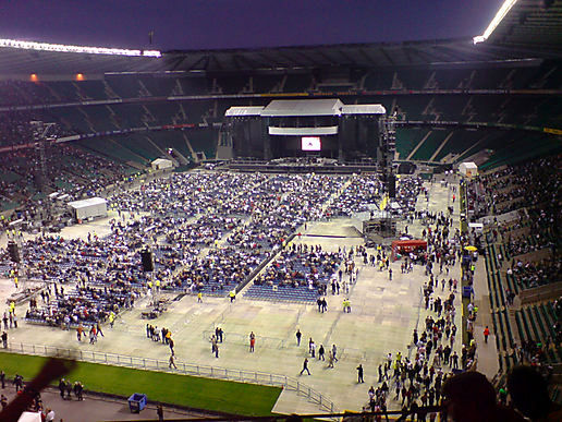 The Police @ Twickenham Stadium (photos), at The Middle Of Yesterday