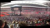 Foo Fighters @ Wembley Pano