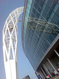 New Wembley: The Arch!