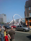 New Wembley: The arrival!