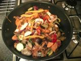 The United Colours Of Stir Fry