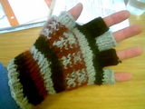 my kick-ass mittens