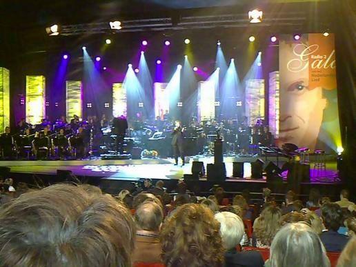 Gala Of The Dutch Songs, starring Marco Borsato, in Utrecht