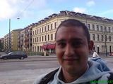 Made it to Malmo - Oct 2006
