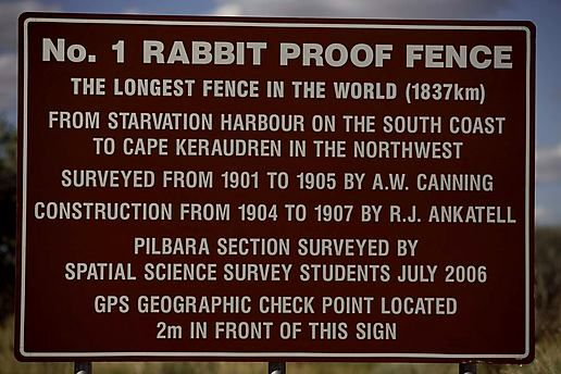 Rabbit Proof Fence - Metcalfe Auditorium - State Library of New