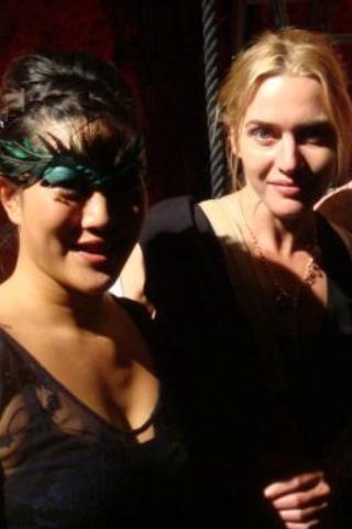 Kate Winslet at Dark Carnival