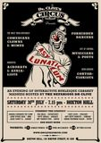 Dr Clive's Circus - Saturday 30th July