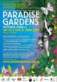White Mischief at Paradise Gardens, Sat June 20, 6.30pm