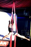 Silks at The Wam Bam Club - Cafe de Paris