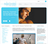 Rosacea Treatment Website