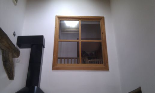 My random indoor window.
