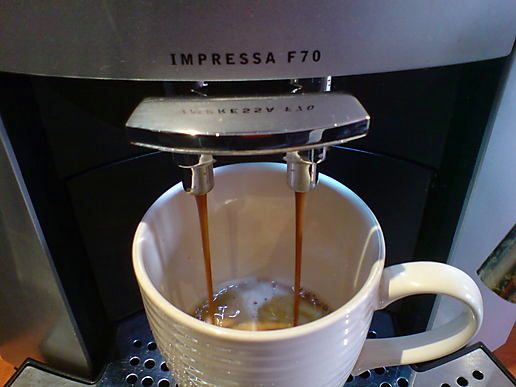 Not really a fan of espresso...