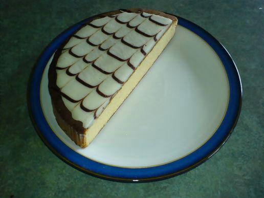 Lemon Half Moon Cake Tesco