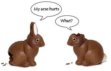 The cruel aftermath of Easter