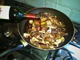 Saturday afternoon kitchen (II) Beef Bourguinon