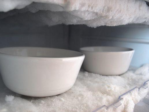 Image result for defrosting freezer