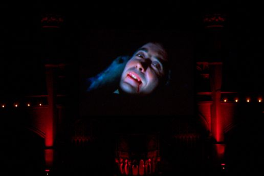 Dracula at Union Chapel.