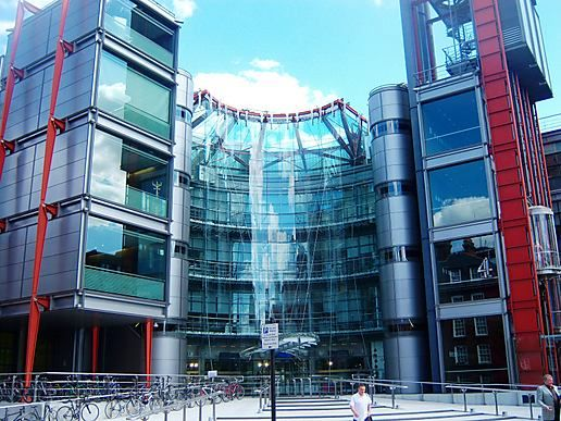Had a meeting at Channel4 today...
