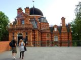 At the Royal Observatory.