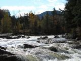 Rapids in the White Mountains