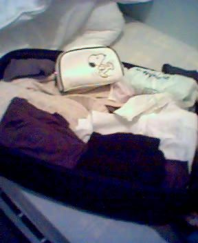 Catch up- packing for edinbo