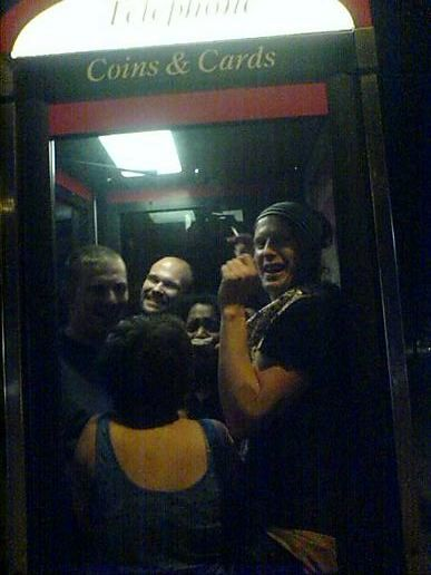 How many can you get in a phonebox?