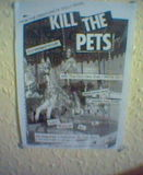 Kill The Pets, 10/7/04, Chalk Farm