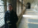 Hogwarts at Gloucester Cathedral