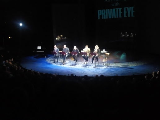 An Evening with Private Eye