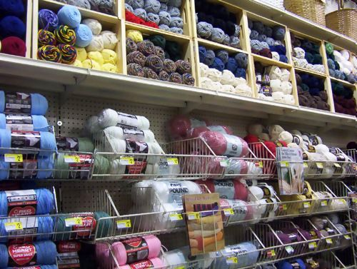 girl I wanna take you to a yarn store