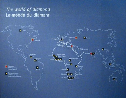 the western world and blood diamonds Trailer for the movie 'blood diamond' want music and videos with zero ads get youtube red.