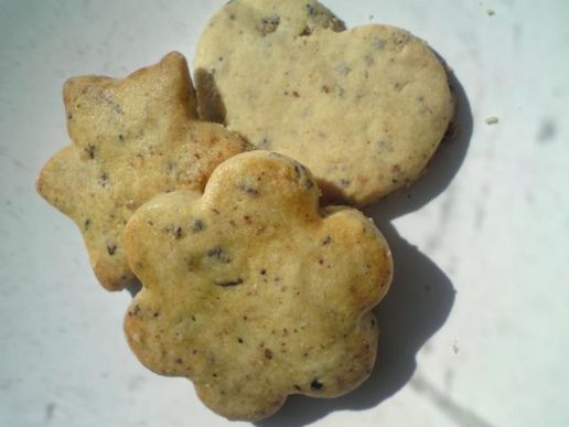 Bacon Shortbread Cookies, at donna wuz here