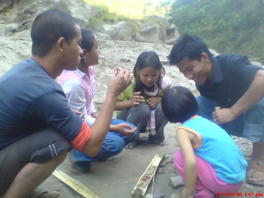 New YEAR PICNIC at  Likabali