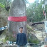 ITS BELIEVE TO BE ONE OF THE TALLEST LINGAM OF INDIA. LOCATED AT ZIRO, ARUNACHAL PRADESH. SELF NEAR LINGAM
