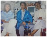 memories-020 (Yanu Romin, Self and SK Pandey)