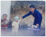 memories-021 (Acha and Riya at Liromoba.)