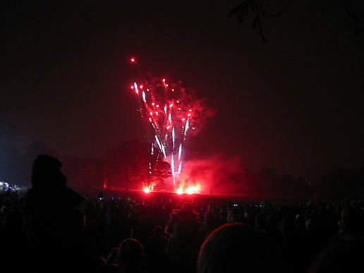 Bonfire Night 2006