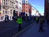 Mersey Fire Protest