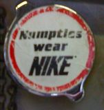 Numpties Wear Nike