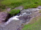 Stream in the Shropshire hills