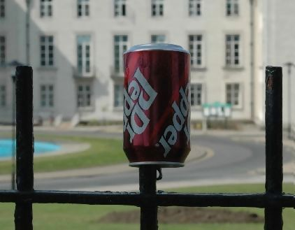 Dr Pepper gets the spike
