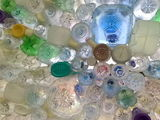 made out of plastic bottles