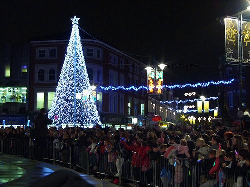 belfast christmas light switch on visit belfast - Christmas Light Switch