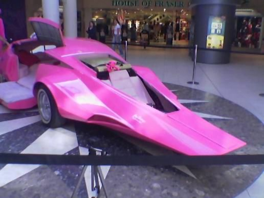 Create Your Own Car >> Pink Panther Car , at Random Thoughts (and Random Images)